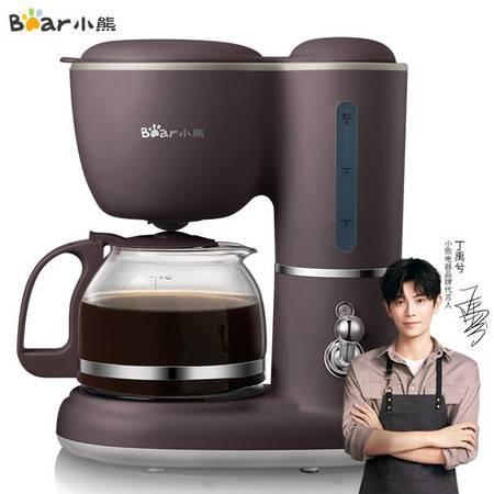 小熊咖啡机 KFJ-A06Q1咖啡机美式家用600ml滴漏式咖啡壶年会礼品