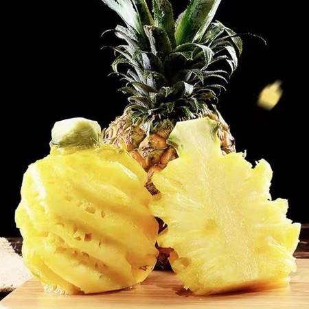 【5斤/10斤】菠萝徐闻香水菠萝当季新鲜水果整箱包邮现摘广东湛江特大手撕菠萝大均良品】