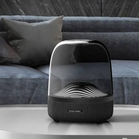 哈曼卡顿(Harman/Kardon) Aura Studio3 音乐琉璃3代 360度立体蓝牙音箱